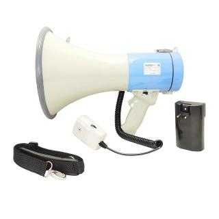 Матюгальник PM-25С речь, аккумулятор, сирена
