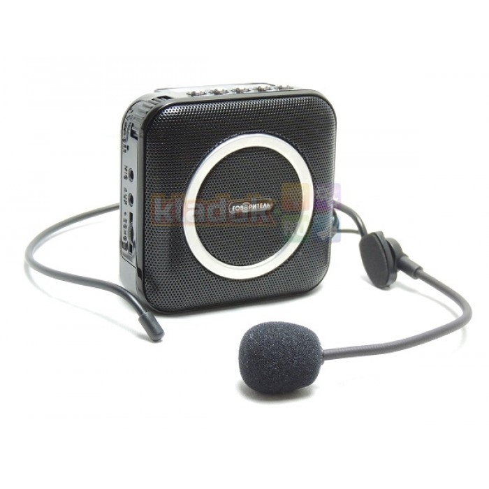 Маленький усилитель голоса с usb/sd радио и плеером РМ-85