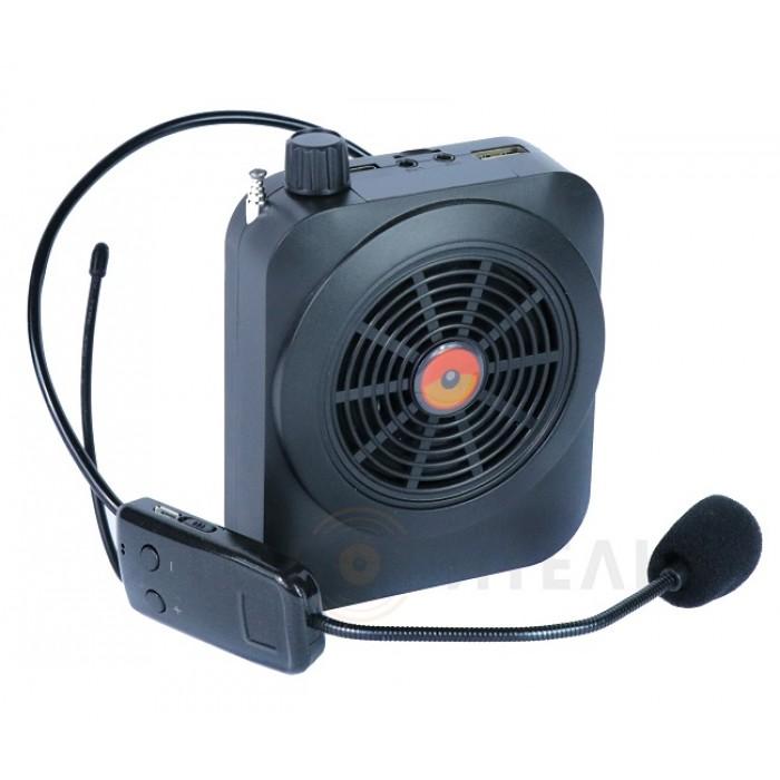 Громкоговоритель РМ-82 с беспроводным микрофоном