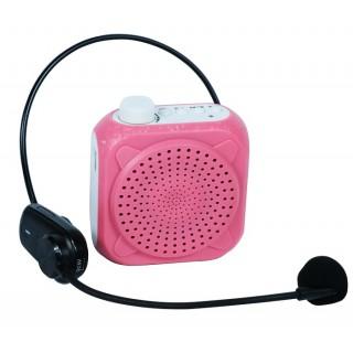 Громкоговоритель с беспроводным микрофоном V802 USB/TF