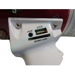 Матюгальник PM-25CP с USB/SD/AUX/MP3