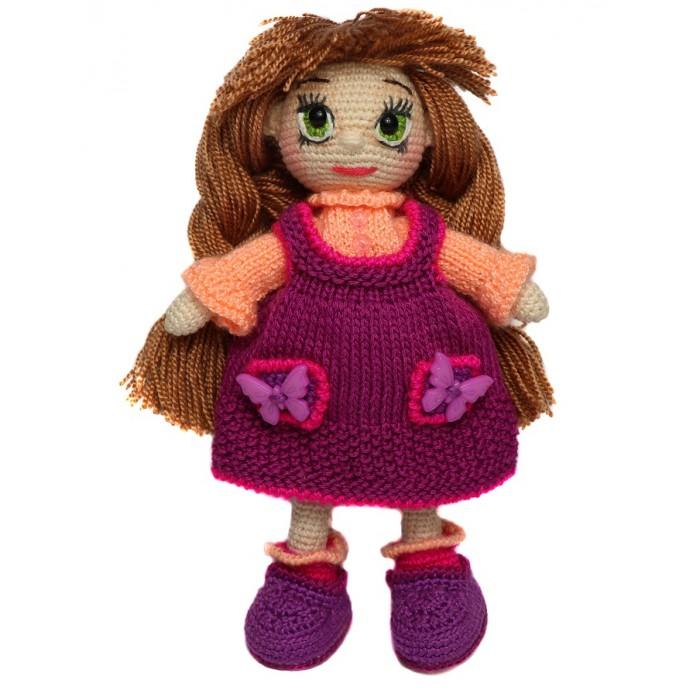 Кукла ручной работы Машенька