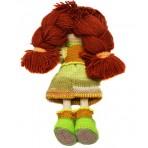 Кукла ручной работы Зина