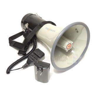 Мегафон PM-25C3A с АКБ, запись до 120 сек.